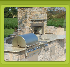 Custom Outdoor Kitchens Outdoor Kitchen Design Hardscaping Chadds Ford Pa